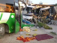 Tai nạn thảm khốc ở Bình Thuận: 5 người đã xuất viện