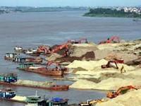 Hàng nghìn tỉ đồng thất thoát mỗi năm do khai thác cát trái phép