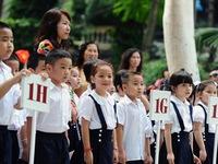 Hà Nội tăng học phí trường công lập từ 1/1/2016