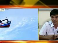 Mở rộng phạm vi tìm kiếm 7 thuyền viên mất tích ở Bình Thuận