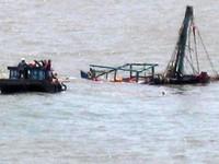 Cứu nạn kịp thời tàu cá bị cháy trên biển