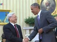 Tổng thống Obama: Hợp tác Việt Nam - Hoa Kỳ đạt được nhiều tiến bộ trong 2 năm qua