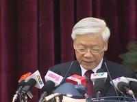 Ngày làm việc cuối cùng Hội nghị lần thứ 13 Ban Chấp hành Trung ương Đảng khóa XI