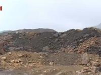 Quảng Ninh: Nguy cơ sạt lở từ các bãi thải than