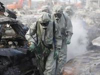 Trung Quốc bắt giữ 12 người liên quan đến vụ nổ ở Thiên Tân