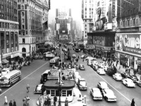 New York thập niên 50 như thế nào?