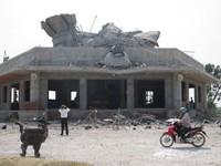 Vụ tượng Phật đổ sập ở Thái Bình: Đình chỉ hoạt động xây dựng