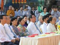 Phật giáo TP.HCM mừng Đại lễ Phật đản 2015