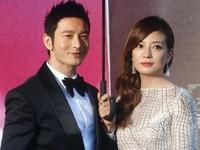 Triệu Vy háo hức đến dự đám cưới của Huỳnh Hiểu Minh