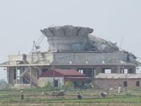 Thái Bình: Hé lộ nguyên nhân khiến tượng Phật đổ sập