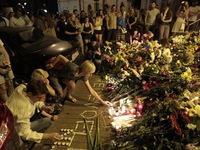 Lễ tưởng niệm thảm kịch MH17 tại Australia