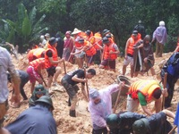 Hậu mưa lũ tại Quảng Ninh và những hiện thực rơi nước mắt