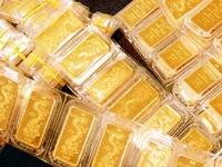 Giá vàng ghi nhận mức cao nhất trong 12 tuần