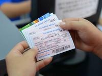Miễn phí đổi vé tàu sai lệch thông tin cá nhân