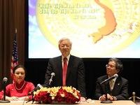 Tổng Bí thư gặp gỡ đại diện cộng đồng người Việt tại Hoa Kỳ