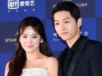 """Song Hye Kyo – Song Joong Ki quyền lực """"vô đối"""" làng giải trí xứ Hàn"""