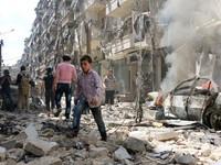 Syria: Lệnh ngừng bắn mới có hiệu lực 48 giờ tại Aleppo