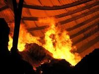 Thanh Hóa: Liên tục xảy ra 2 vụ cháy lớn
