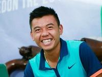 Lý Hoàng Nam cùng ĐT Việt Nam lên đường tham dự Davis Cup Nhóm II