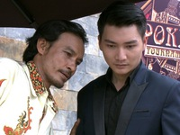Nguyễn Minh Đức lột xác trong phim 'Đồng tiền quỷ ám'