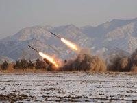 Nhật Bản, Mỹ cảnh báo cứng rắn với Triều Tiên