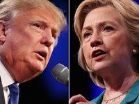 Bầu cử Tổng thống Mỹ: Bà Hillary Clinton bỏ xa ông Donald Trump