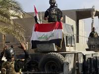 Iraq giành lại quyền kiểm soát 70 lãnh thổ IS chiếm đóng