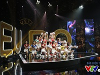Khai mạc Euro trên sóng VTV: Bắt đầu một mùa hè 'Ăn bóng đá, ngủ bóng đá'