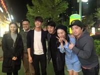 Sao phim Việt tuần qua: Dàn diễn viên Tuổi thanh xuân hội ngộ ở Hàn Quốc