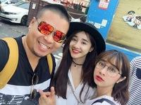 Nhã Phương rủ em gái sang Hàn Quốc khi đóng Tuổi thanh xuân 2