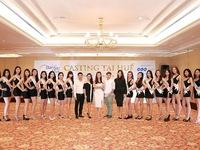 40 người đẹp tranh tài tại buổi casting Hoa hậu bản sắc Việt toàn cầu 2016 KV miền Trung