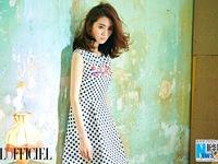 Lưu Thi Thi khoe vẻ đẹp cổ điển trong bộ ảnh mới