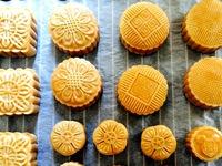 Bánh trung thu handmade bán sớm vẫn hút khách