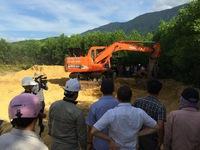 Vụ chôn lấp bùn thải của Formosa: 167 tấn chất thải còn lại vẫn biến mất một cách bí ẩn