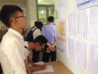 Kết thúc ngày 19/8, nhiều trường thông báo xét tuyển bổ sung
