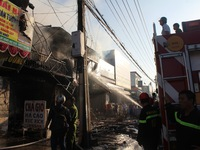 Đồng Nai: Cháy tại đại lý bánh kẹo khiến 1 người tử vong
