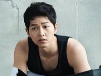 TOPTEN tung loạt ảnh nóng bỏng tay của Song Joong Ki