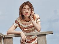 Kim Tae Hee khỏe vẻ đẹp trẻ trung trên tạp chí Instyle
