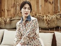 Song Hye Kyo lần đầu lên tiếng về nghi án hẹn hò Song Joong Ki