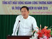Bãi bỏ tư cách Đại biểu Quốc hội đối với ông Trịnh Xuân Thanh