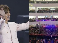 Hơn 20.000 fan Philippines 'náo loạn' vì Lee Min Ho