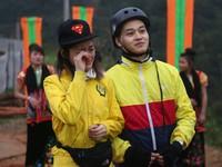 Cuộc đua kỳ thú 2016 - Tập 2: Thùy Anh khóc như mưa khi phải dừng bước