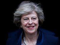 [INFOGRAPHIC] Tiểu sử Theresa May - Bà đầm thép thứ 2 của Anh