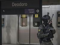 Brazil tăng cường an ninh trước thềm Olympic 2016