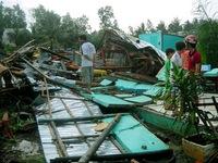 Lào Cai: Lốc xoáy và dông sét khiến 5 người thương vong