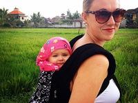 Em bé 1 tuổi du ngoạn khắp thế giới từ khi mới sinh