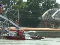 PTTg Nguyễn Xuân Phúc đồng ý chi gần 300 tỉ đồng khôi phục khẩn cấp cầu Ghềnh