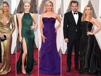 Dàn sao Hollywood lộng lẫy trên thảm đỏ Oscar 2016