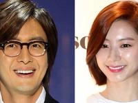 """Vợ chồng Bae Yong Joon lại hứng """"gạch đá"""""""