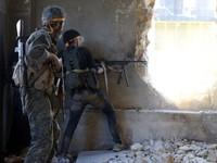 Syria: Liên Hợp Quốc kêu gọi ngừng bắn khẩn cấp ở Aleppo